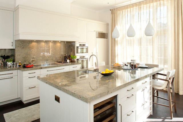 Private residential  Kent Uk contemporary-kitchen