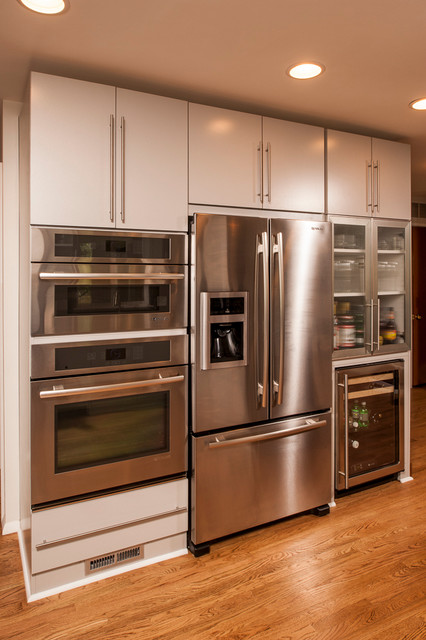 appliances contemporary kitchen denver by kitchen masters inc