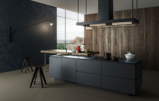 Product Visualization Of A Modern Kitchen Artex Varenna