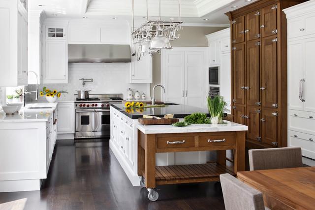 Professional Chef\'s Kitchen - Traditional - Kitchen - Boston ...
