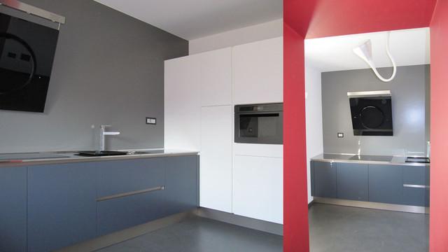 Progettazione dInterni - Contemporary - Kitchen - Turin - by AAT ...