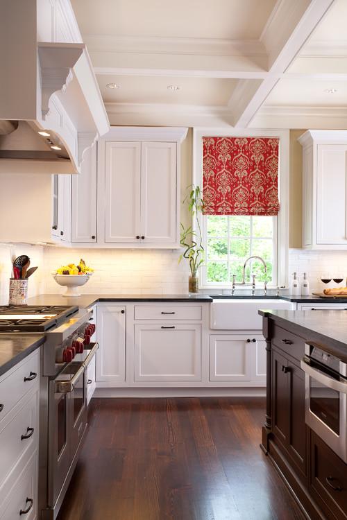 Home kitchen design checklist.