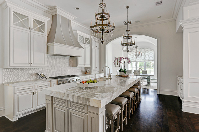 project 121009 - Traditional - Kitchen - Houston - by Rice ...