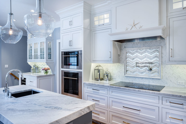 Project 3 In New Canaan Ct Transitional Kitchen New York By Amazing Spaces
