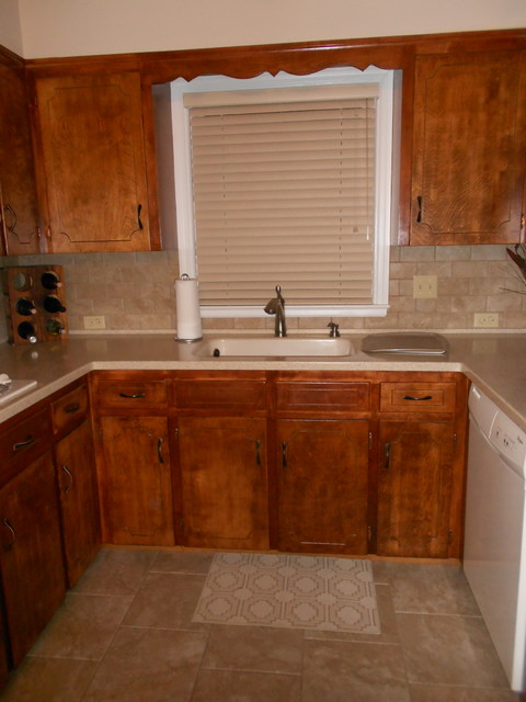 Project Ellsworth traditional-kitchen