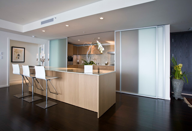 Project Fairmont Pacific Rim Contemporary Kitchen