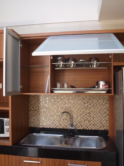 Project pantry pantai mentari surabaya for Design interior surabaya
