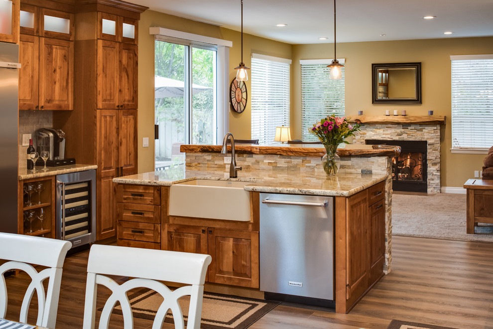 Project Sequoia - Traditional - Kitchen - San Diego - by ...