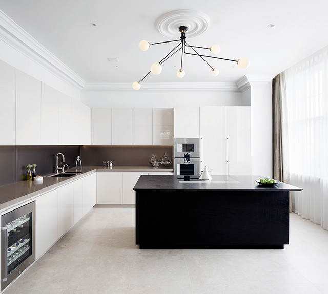 Project Sinatra Contemporary Kitchen London By 1508 London