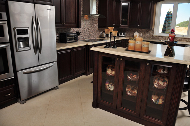 Project Wanless - Kitchen/Bathroom traditional-kitchen