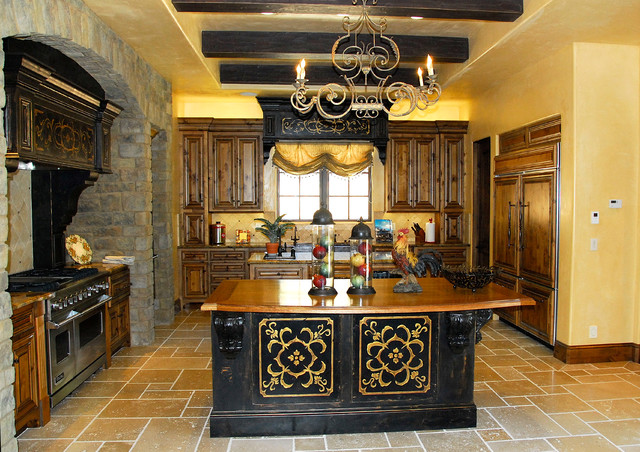 Projects mediterranean-kitchen