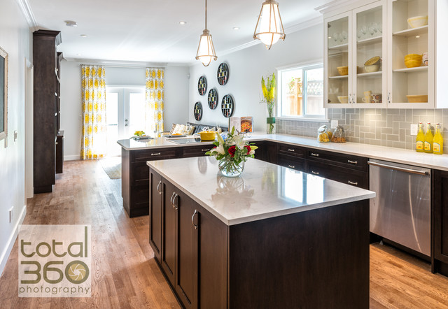 Property Brothers Renovation - Modern - Kitchen - Vancouver - by ...