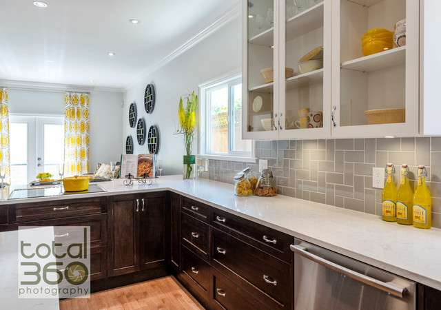 Property Brothers Renovation Modern Kitchen Vancouver By - Property brothers kitchen remodels