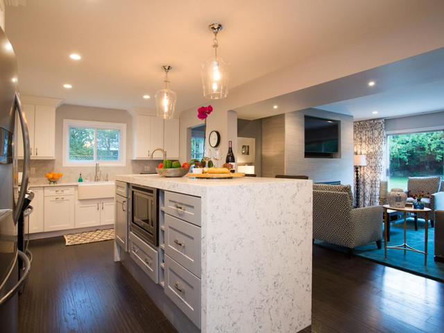 Property brothers kitchen by savoy house lighting for Savoy house com