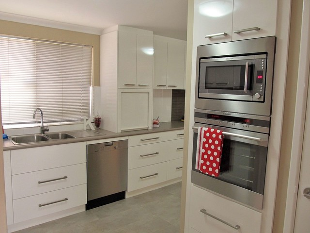 Property Styling To South Perth Modern Kitchen Perth By Mr Home Staging Design Company