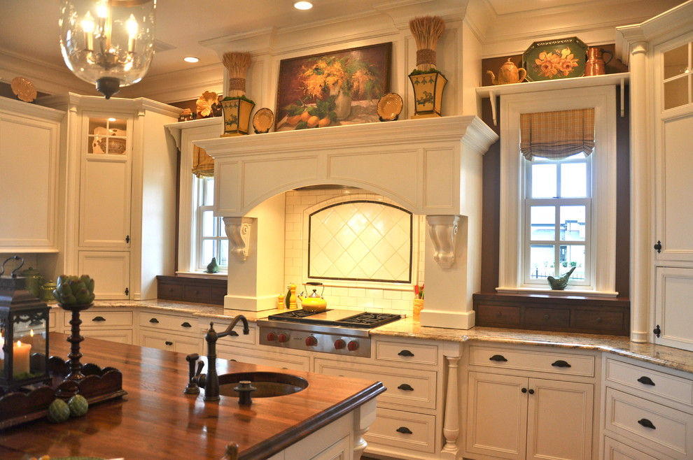 Prospect Project - Traditional - Kitchen - Louisville - by ...