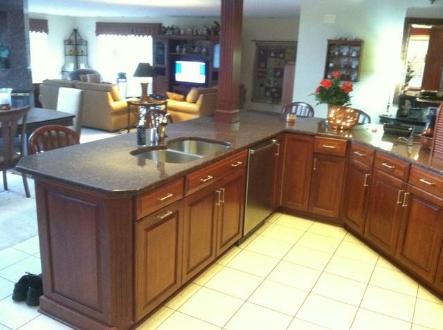 PST Kitchen Remodel 2009 traditional-kitchen