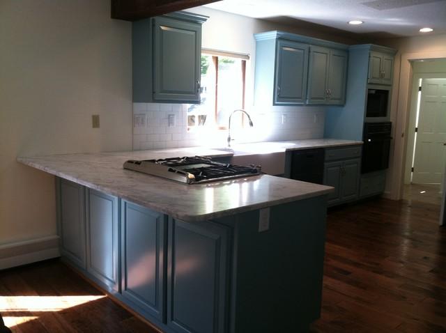 Purdin Kitchen farmhouse-kitchen