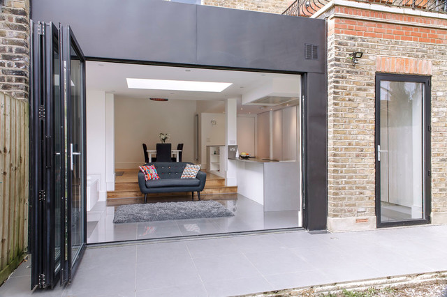 Pure And Simple Kitchen Extension Contemporary Kitchen