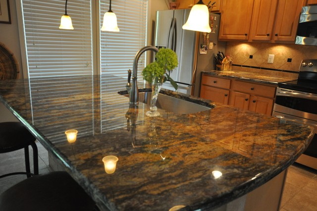Example Of A Classic Kitchen Design In Indianapolis