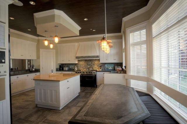 Puryear Residence traditional-kitchen
