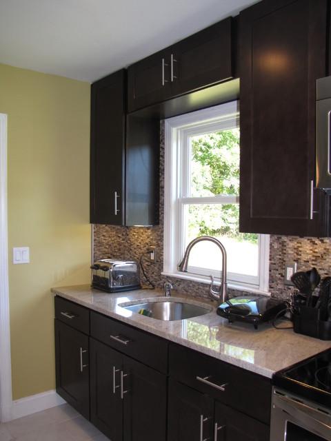 Putnam Marvel Project contemporary-kitchen