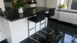 Quadra Barstools & Matching Quadra Chairs