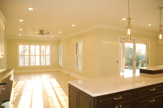 Quail Hollow Country Club traditional-kitchen