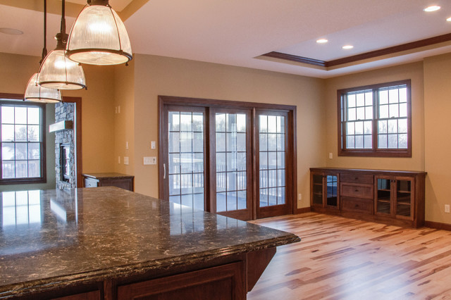 Quail Ridge traditional-kitchen