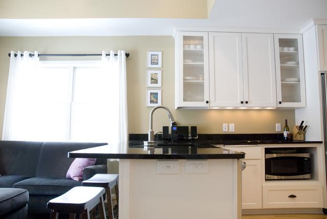Quaint Cottage Kitchen eclectic-kitchen