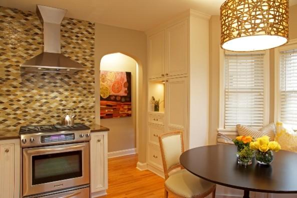 Quaint kitchen eclectic kitchen minneapolis by for Quaint kitchen designs
