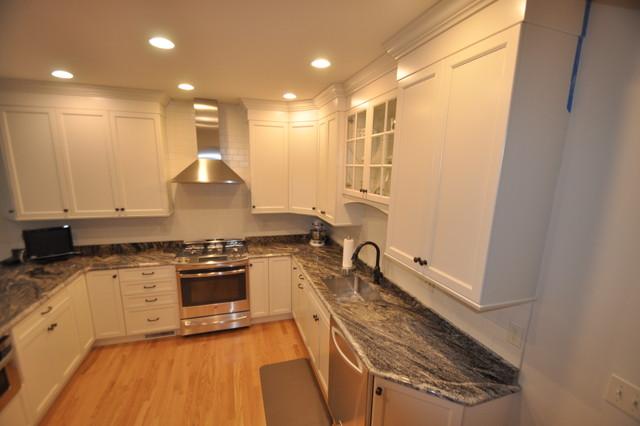 Quaint shaker project 2039 for Quaint kitchen designs