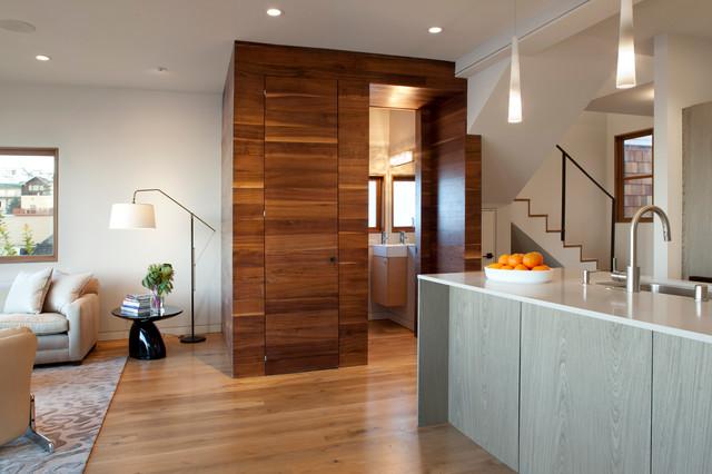 Quantum Windows & Doors | McElroy Architecture contemporary-kitchen