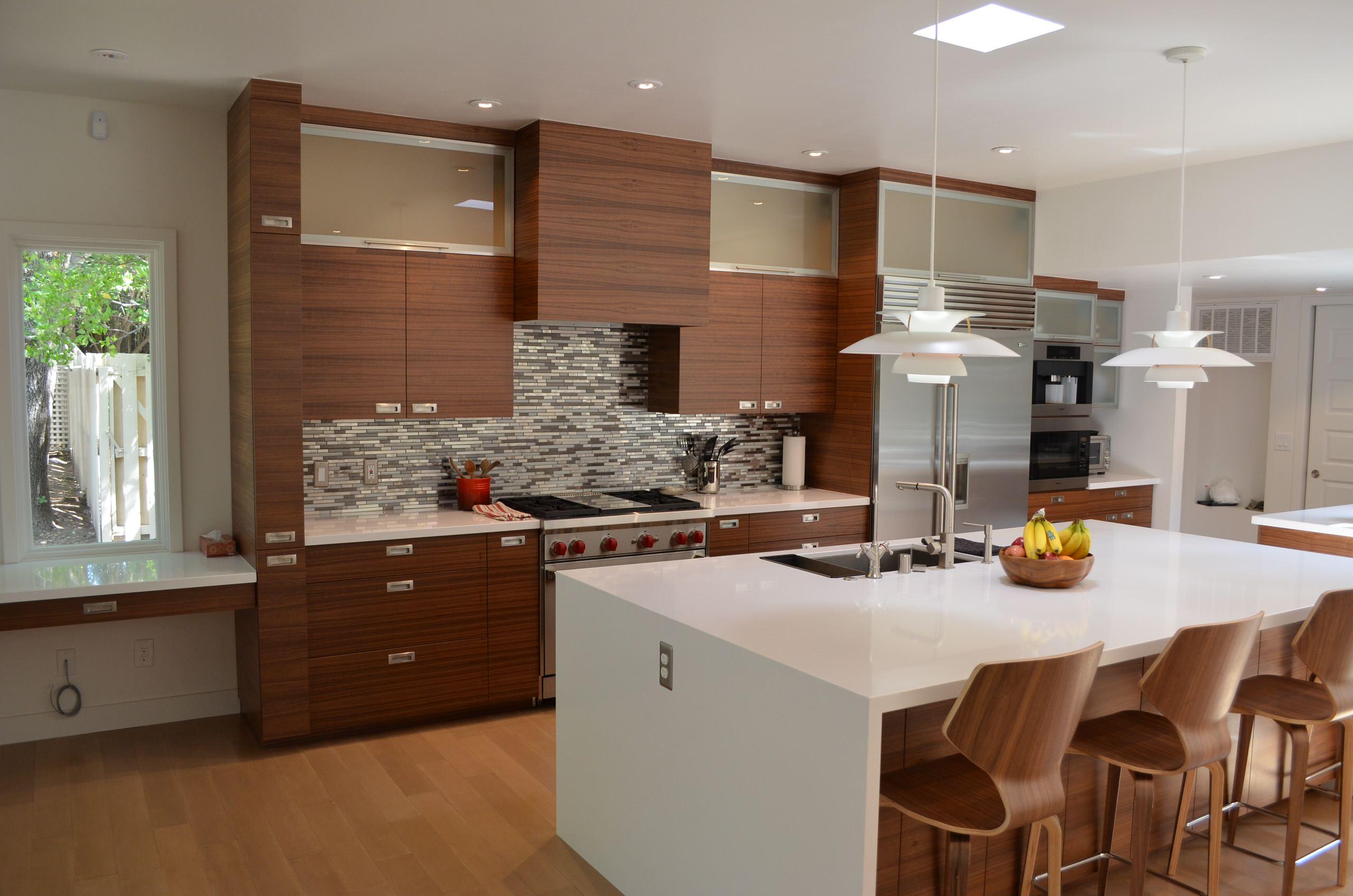 Quartered Walnut Home Remodel - Arden-Arcade