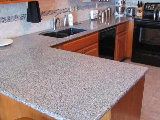 Quartz Countertop Replacement 1 Traditional Kitchen Other Metro By Showcase Hastings Ne