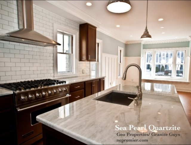 QUARTZITE - Contemporary - Kitchen - boston - by Premier Stone Granite & Marble Wholesale Supplier