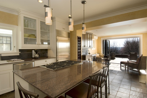 Beau BALTIC BROWN ON HOUZZ. Traditional Kitchen