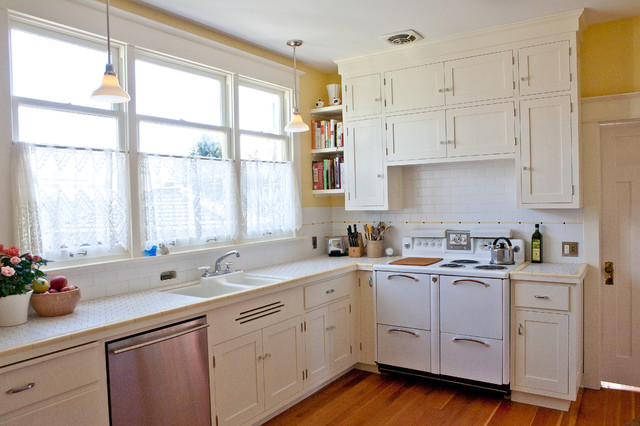 Queen Anne Bungalow - Traditional - Kitchen - seattle - by Seattle ...