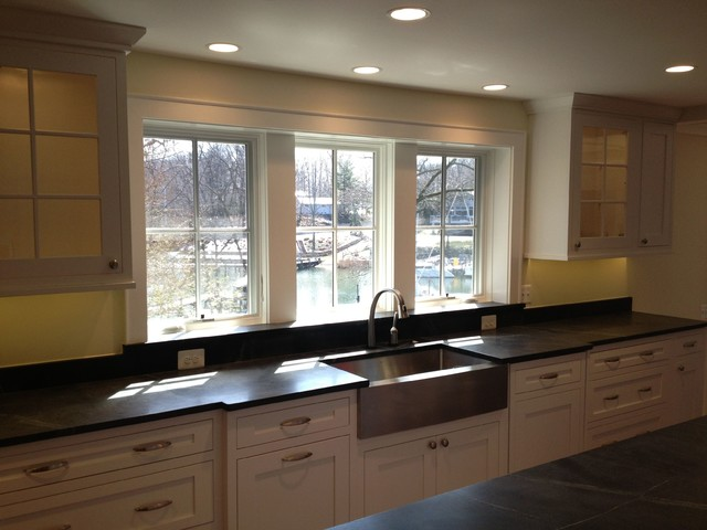 Queen Anne Circle - Traditional - Kitchen - baltimore - by Bryan ...