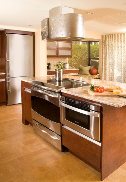 Queen Anne Kitchen modern-kitchen