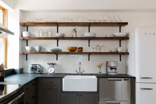 Should You Use Open Shelves In The Kitchen