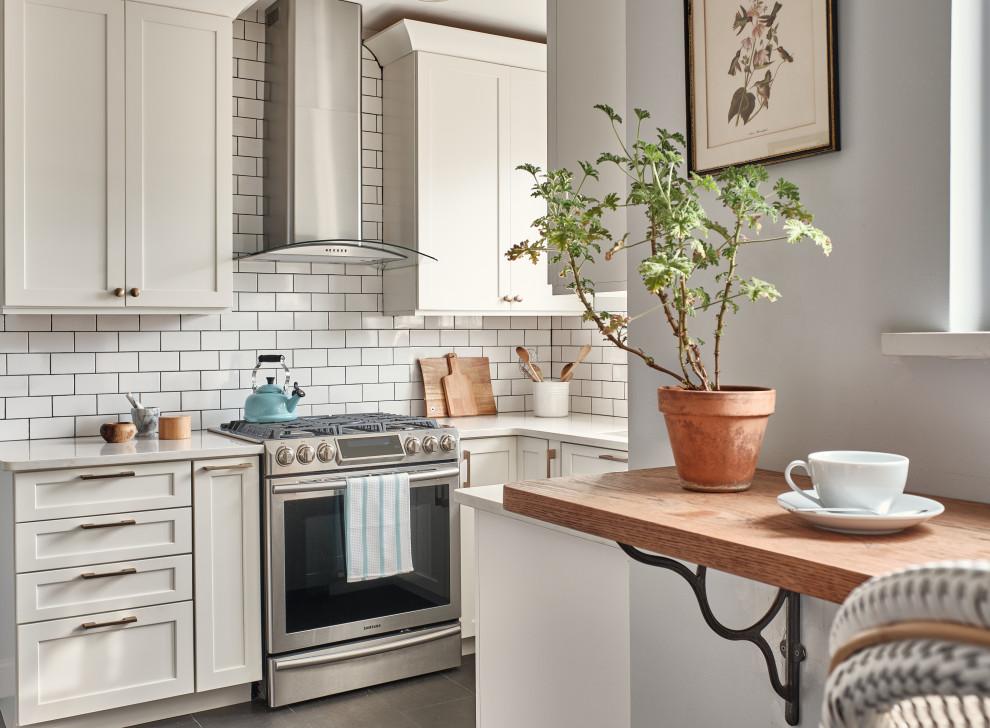 Queens Modern Design - Modern - Kitchen - New York - by ...