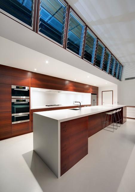 Queens Park contemporary-kitchen