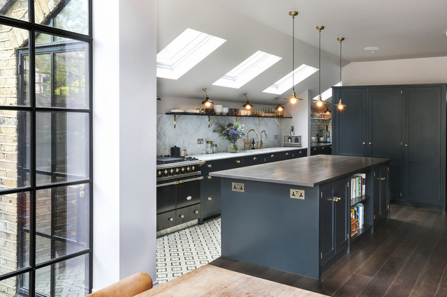 Wonderful Queens Park Kitchen By 202 Design. Traditional Kitchen