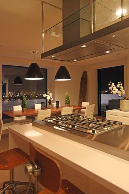 Queens Way modern-kitchen