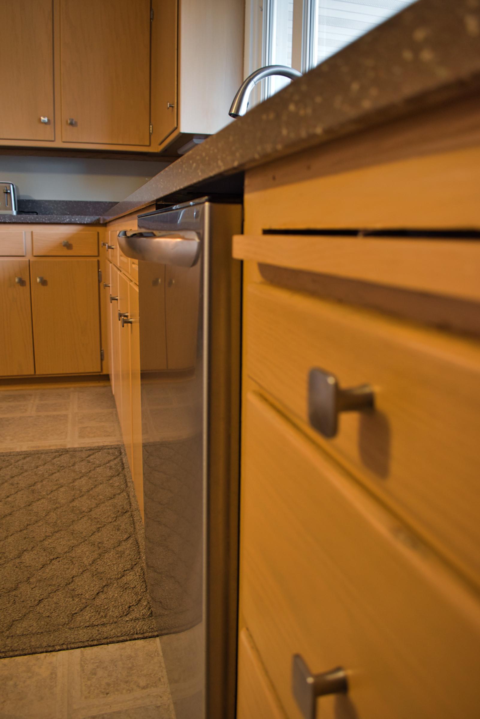 Queens Way Kitchen Remodel - Dishwasher