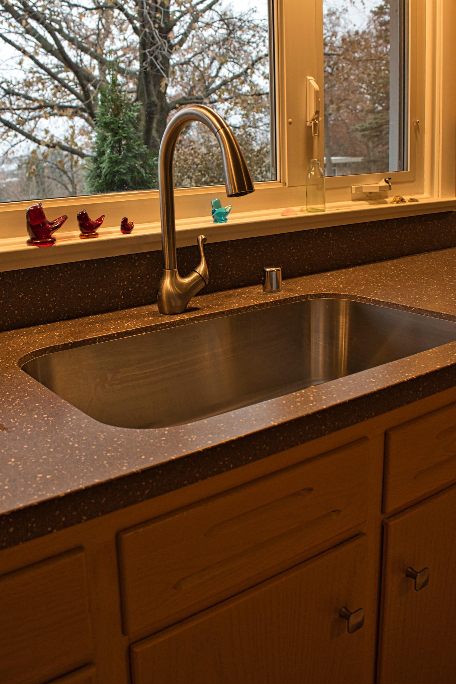 Queens Way Kitchen Remodel - Sink & Faucet