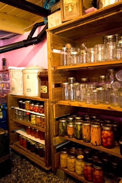 Quietude eclectic-kitchen