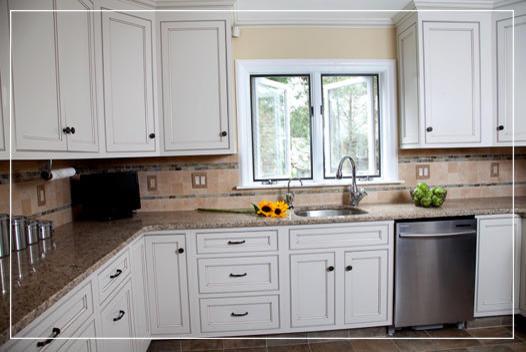 Quincy Kitchen traditional-kitchen