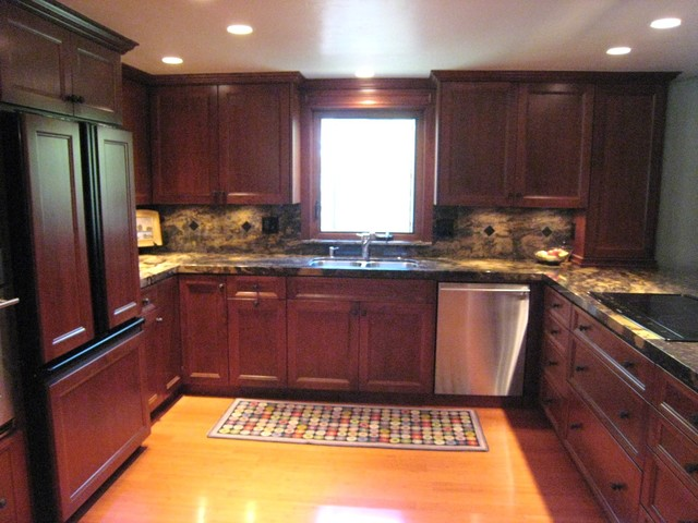 Quincy kitchen remodel traditional kitchen other for Perfect kitchen and bath quincy
